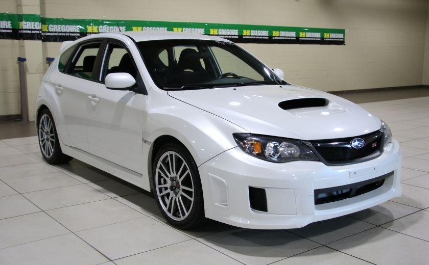 2011 Subaru Impreza WRX STI AWD A/C GR ELECT MAGS BLUETOOTH #0
