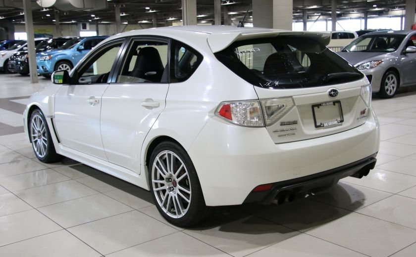 2011 Subaru Impreza WRX STI AWD A/C GR ELECT MAGS BLUETOOTH #4