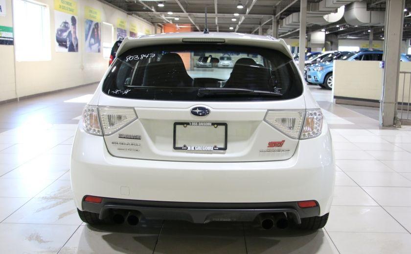 2011 Subaru Impreza WRX STI AWD A/C GR ELECT MAGS BLUETOOTH #5