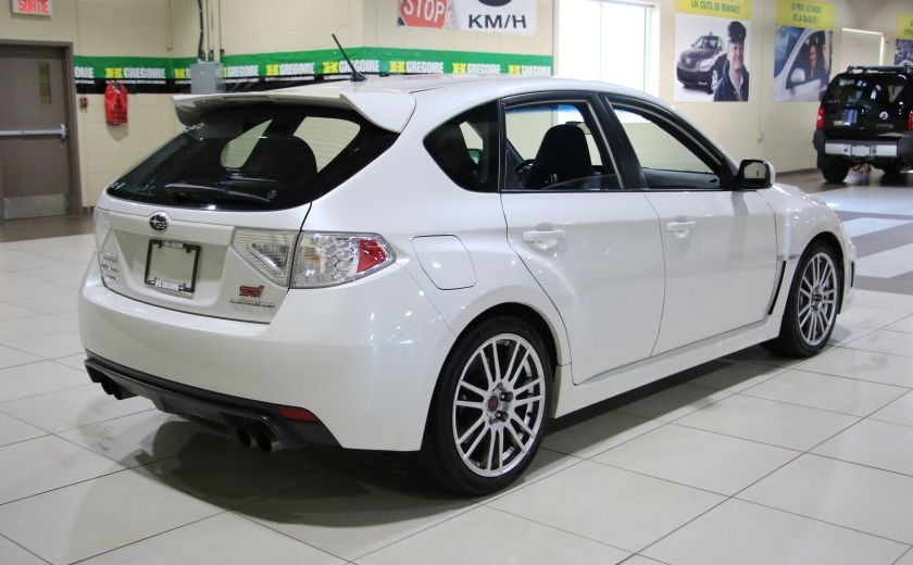 2011 Subaru Impreza WRX STI AWD A/C GR ELECT MAGS BLUETOOTH #6