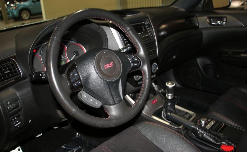 2011 Subaru Impreza WRX STI AWD A/C GR ELECT MAGS BLUETOOTH #8