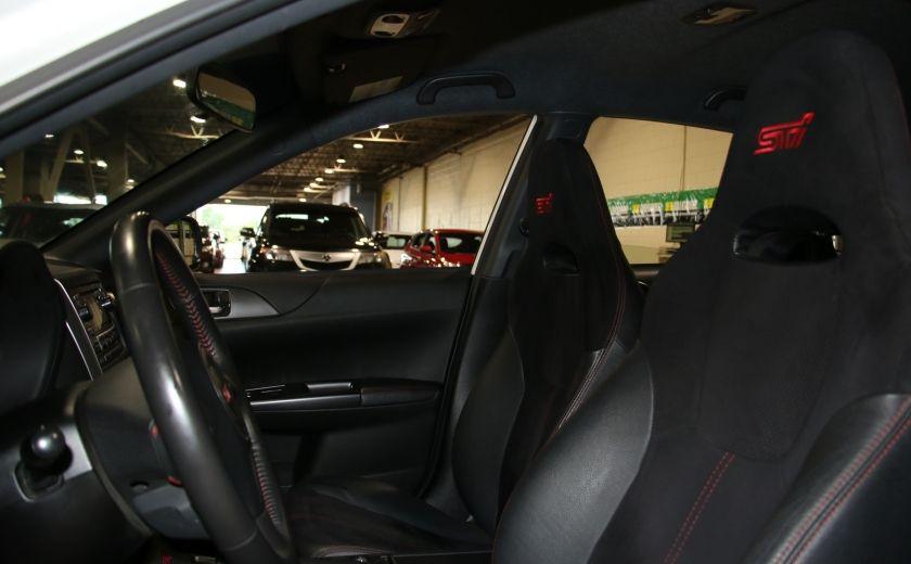 2011 Subaru Impreza WRX STI AWD A/C GR ELECT MAGS BLUETOOTH #9