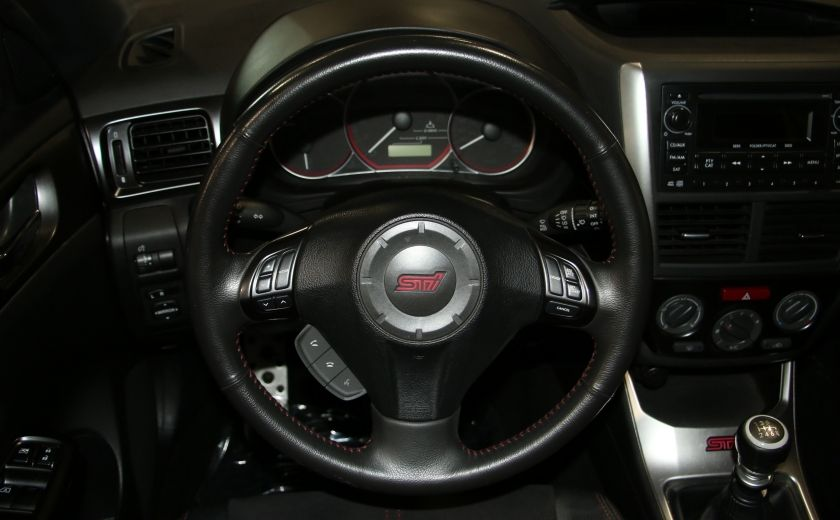 2011 Subaru Impreza WRX STI AWD A/C GR ELECT MAGS BLUETOOTH #13