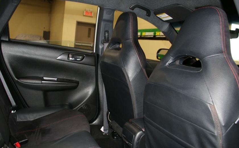2011 Subaru Impreza WRX STI AWD A/C GR ELECT MAGS BLUETOOTH #19