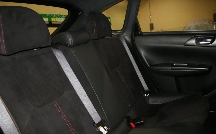 2011 Subaru Impreza WRX STI AWD A/C GR ELECT MAGS BLUETOOTH #20