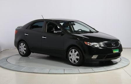 2010 Kia Forte  SX AUTO A/C CUIR TOIT MAGS BLUETOOTH in Laval