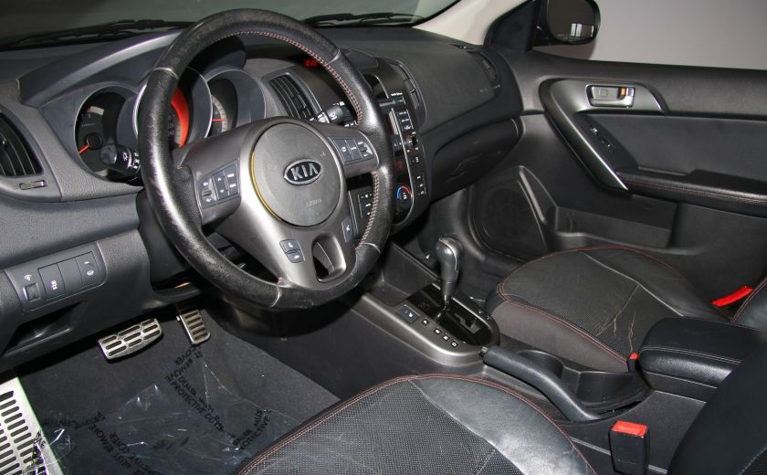 2010 Kia Forte  SX AUTO A/C CUIR TOIT MAGS BLUETOOTH #8
