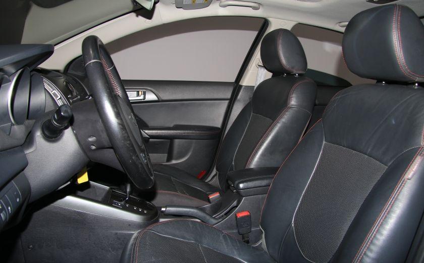 2010 Kia Forte  SX AUTO A/C CUIR TOIT MAGS BLUETOOTH #9