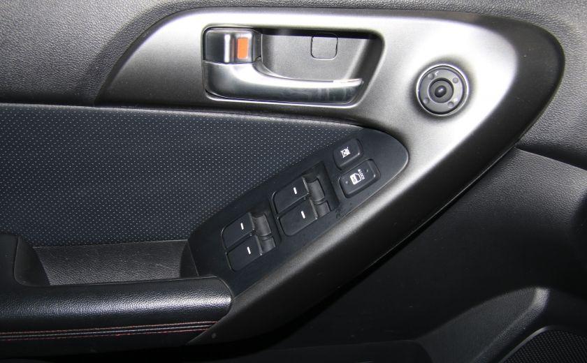 2010 Kia Forte  SX AUTO A/C CUIR TOIT MAGS BLUETOOTH #10