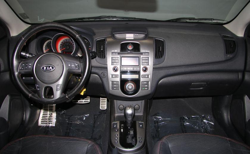 2010 Kia Forte  SX AUTO A/C CUIR TOIT MAGS BLUETOOTH #12