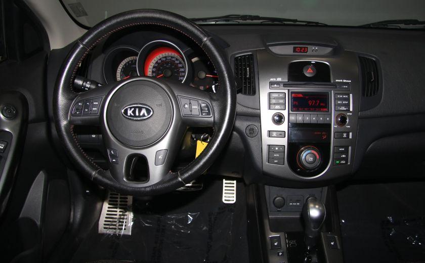 2010 Kia Forte  SX AUTO A/C CUIR TOIT MAGS BLUETOOTH #13