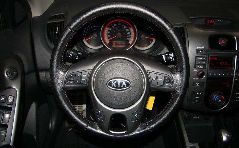 2010 Kia Forte  SX AUTO A/C CUIR TOIT MAGS BLUETOOTH #14
