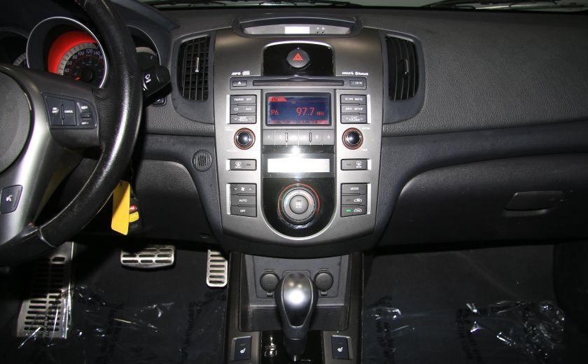 2010 Kia Forte  SX AUTO A/C CUIR TOIT MAGS BLUETOOTH #15