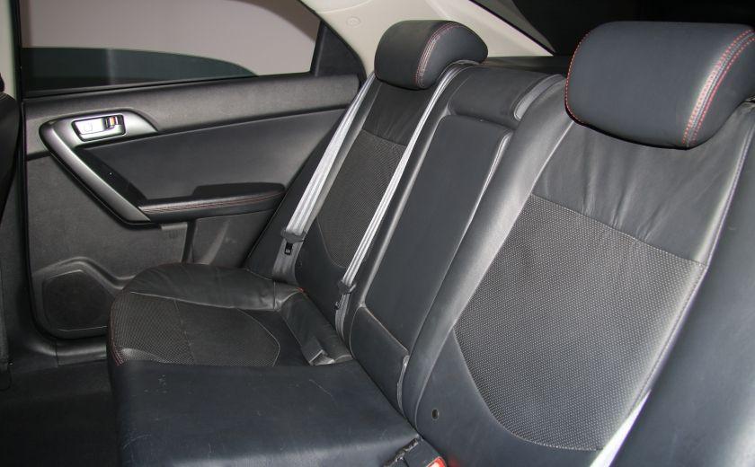 2010 Kia Forte  SX AUTO A/C CUIR TOIT MAGS BLUETOOTH #18