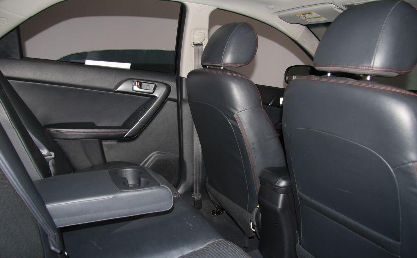 2010 Kia Forte  SX AUTO A/C CUIR TOIT MAGS BLUETOOTH #19