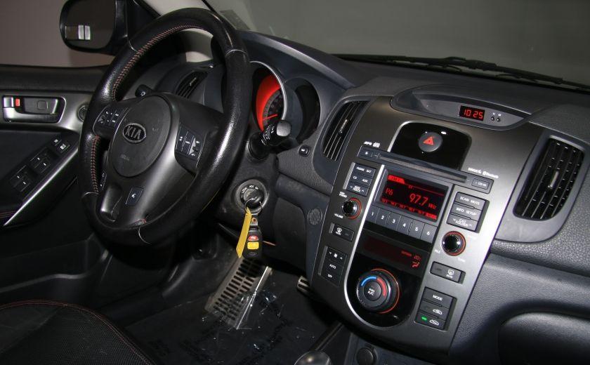 2010 Kia Forte  SX AUTO A/C CUIR TOIT MAGS BLUETOOTH #22