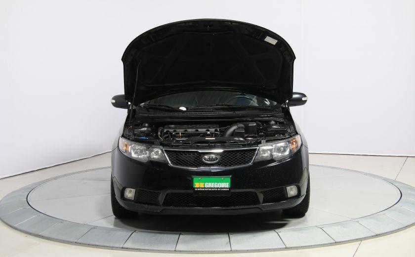 2010 Kia Forte  SX AUTO A/C CUIR TOIT MAGS BLUETOOTH #25
