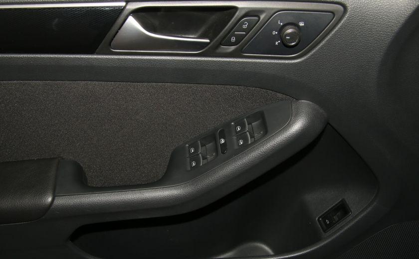 2015 Volkswagen Jetta Comfortline AUTO A/C TOIT MAGS 1.8TURBO #10