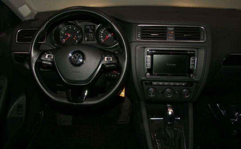 2015 Volkswagen Jetta Comfortline AUTO A/C TOIT MAGS 1.8TURBO #13