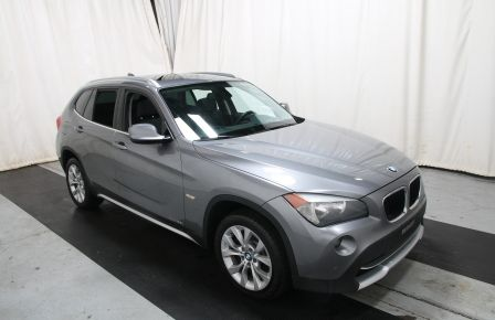 2012 BMW X1 28i A/C CUIR TOIT PANO MAGS in New Richmond