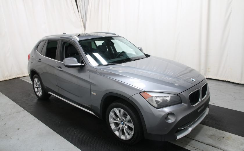 2012 BMW X1 28i A/C CUIR TOIT PANO MAGS #0