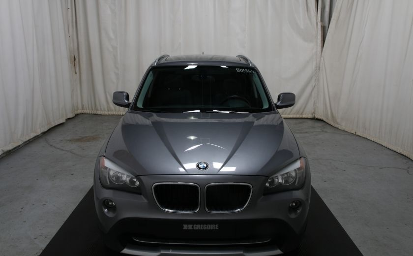 2012 BMW X1 28i A/C CUIR TOIT PANO MAGS #1