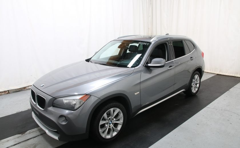2012 BMW X1 28i A/C CUIR TOIT PANO MAGS #2