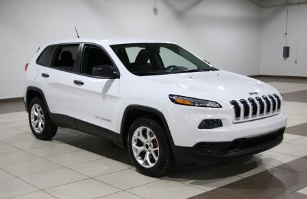 2014 Jeep Cherokee Sport AUTO A/C GR ELECT MAGS BLUETOOTH #0