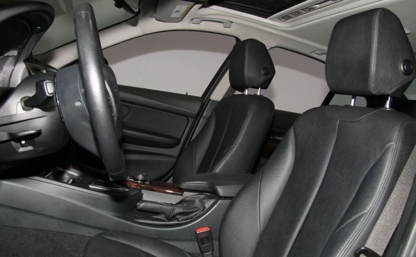 2013 BMW 328I xDrive AUTO A/C TOIT MAGS BLUETOOTH #9