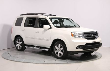 2014 Honda Pilot Touring AUTOMATIQUE A/C MAGS BLUETHOOT CUIR TOIT in New Richmond