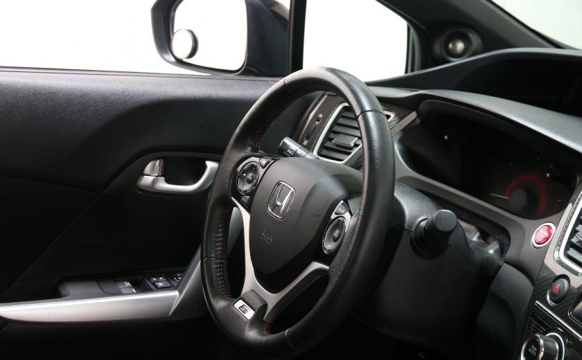 2014 Honda Civic Si #19