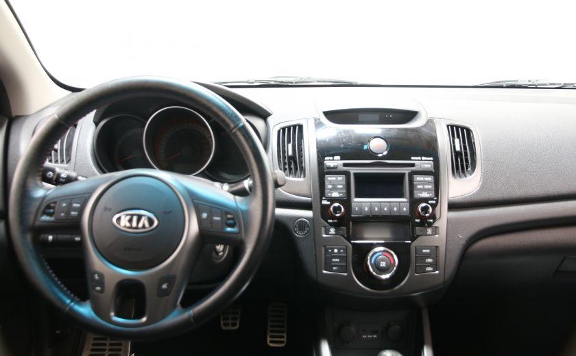 2010 Kia Forte SX A/C CUIR GR ELECT TOIT MAGS BLUETOOTH #12