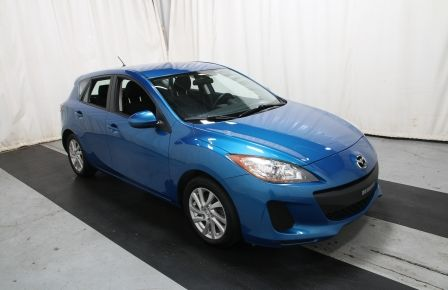 2012 Mazda 3 GX A/C GR ELECT MAGS BLUETOOTH in Laval
