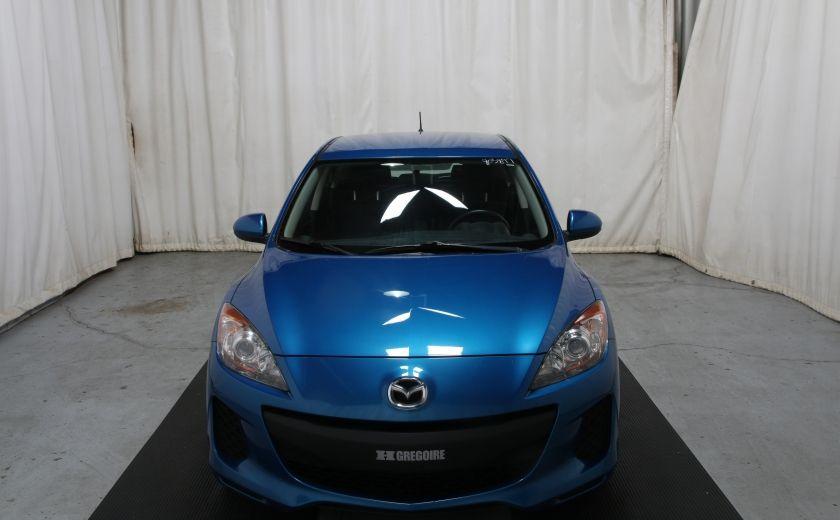 2012 Mazda 3 GX A/C GR ELECT MAGS BLUETOOTH #1