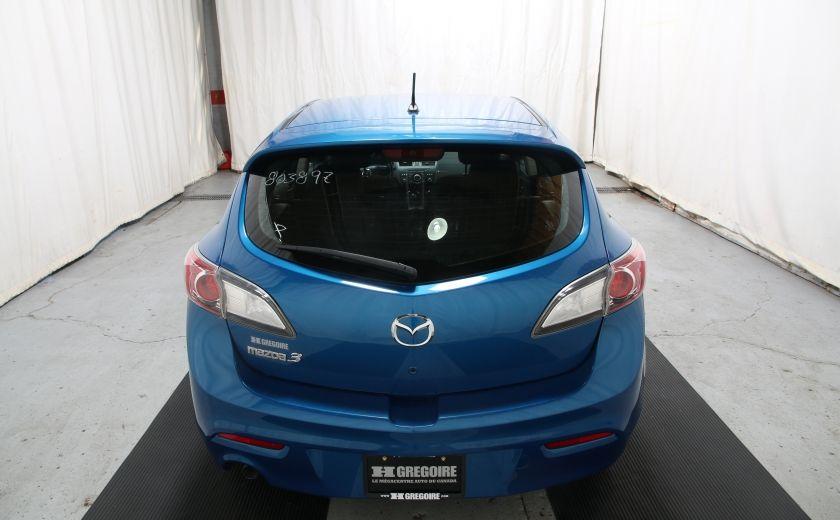 2012 Mazda 3 GX A/C GR ELECT MAGS BLUETOOTH #4
