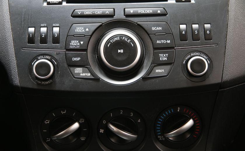 2012 Mazda 3 GX A/C GR ELECT MAGS BLUETOOTH #11