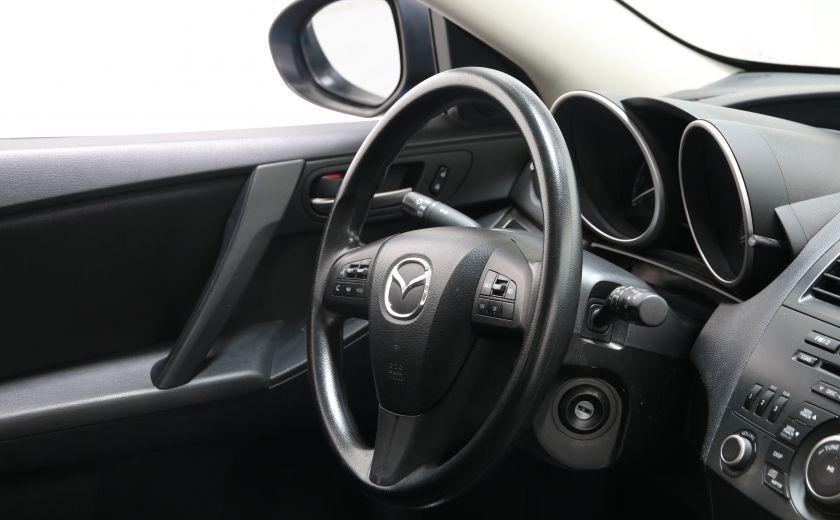 2012 Mazda 3 GX A/C GR ELECT MAGS BLUETOOTH #17