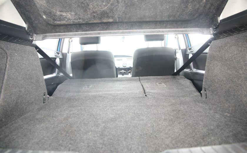 2012 Mazda 3 GX A/C GR ELECT MAGS BLUETOOTH #23