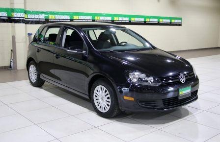 2012 Volkswagen Golf Trendline A/C GR ELECT #0