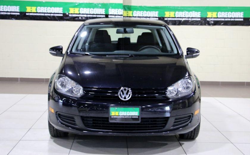 2012 Volkswagen Golf Trendline A/C GR ELECT #1