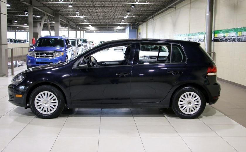 2012 Volkswagen Golf Trendline A/C GR ELECT #3