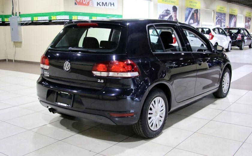2012 Volkswagen Golf Trendline A/C GR ELECT #6