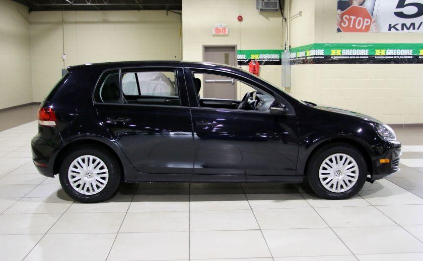 2012 Volkswagen Golf Trendline A/C GR ELECT #7
