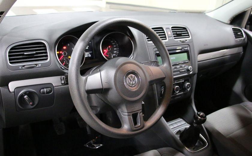 2012 Volkswagen Golf Trendline A/C GR ELECT #8