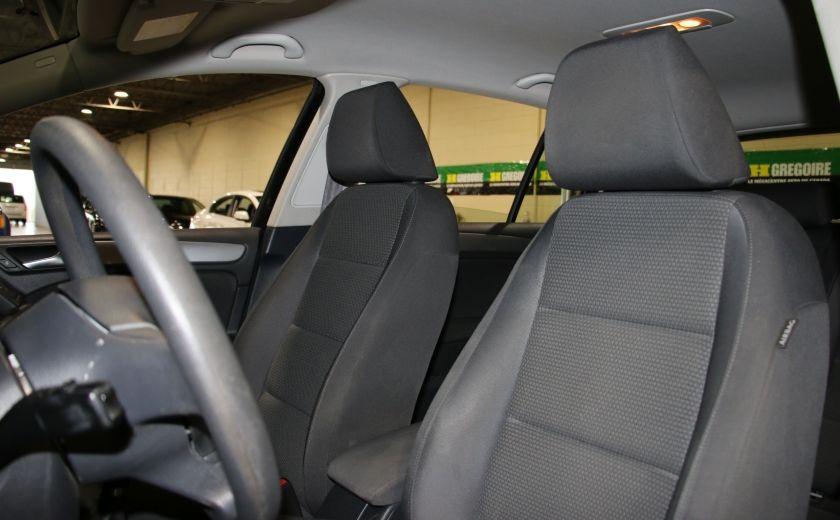 2012 Volkswagen Golf Trendline A/C GR ELECT #9