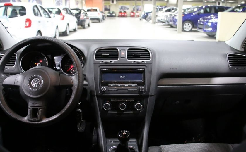 2012 Volkswagen Golf Trendline A/C GR ELECT #12