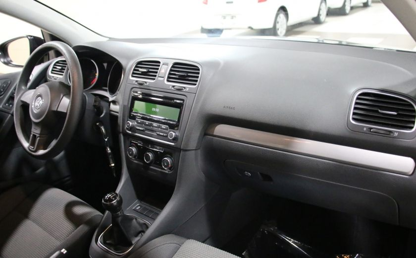 2012 Volkswagen Golf Trendline A/C GR ELECT #23