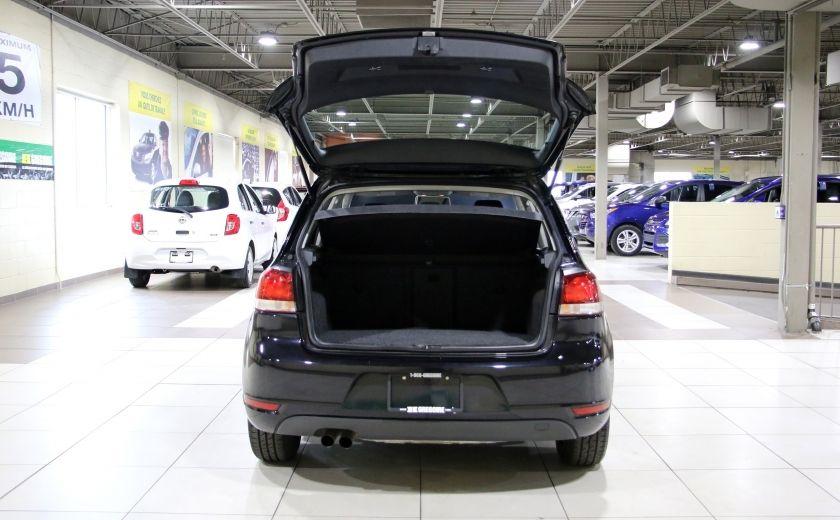 2012 Volkswagen Golf Trendline A/C GR ELECT #28