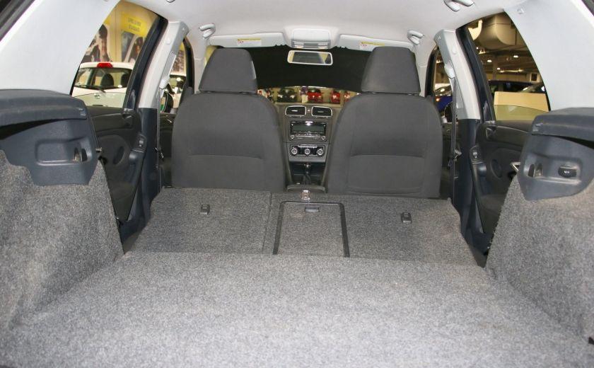 2012 Volkswagen Golf Trendline A/C GR ELECT #32