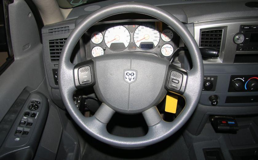2008 Dodge RAM 1500 SLT MEGA CAB 4WD AUTO A/C MAGS #9